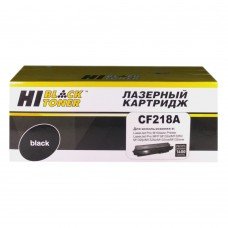 Тонер-картридж HP CF218A (Hi-Black)