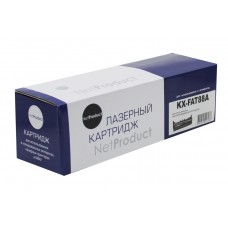 Тонер-картридж Panasonic KX-FAT88A (NetProduct)