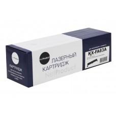 Тонер-картридж Panasonic KX-FA83A (NetProduct)
