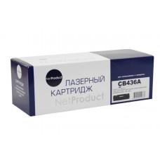 Картридж HP CB436A (NetProduct)