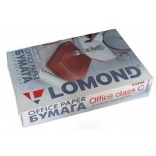 Бумага А4 Lomond офисная