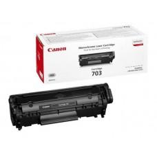 Заправка картриджа Canon 703