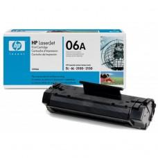 Заправка картриджа C3906A HP 06A