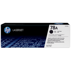 Заправка картриджа CE278A HP 78A