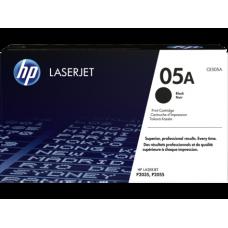 Заправка картриджа CE505A HP 05A
